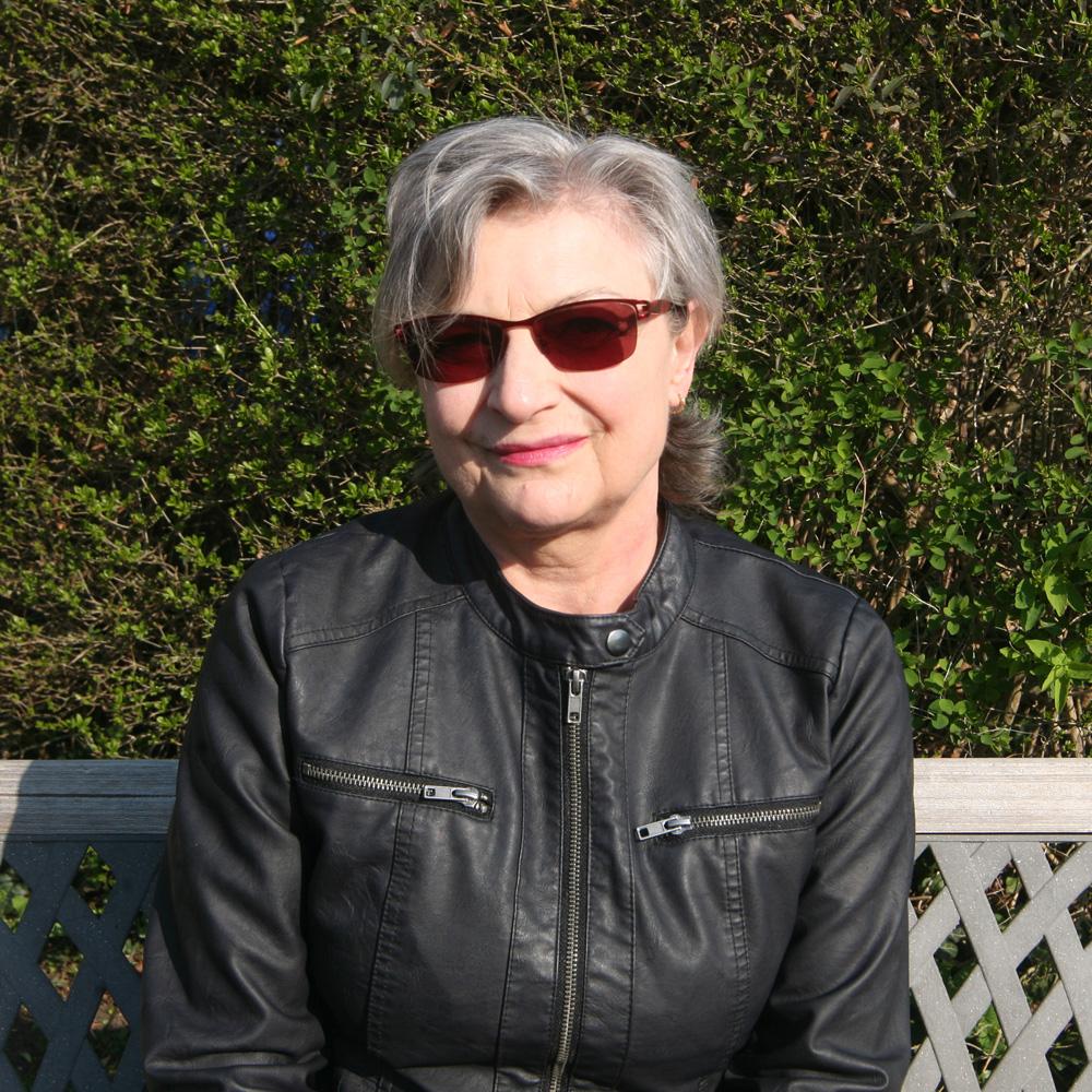 Die Autorin Ulla Spörl